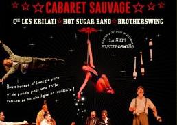 Le Cabaret Sauvage – Paris