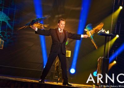 Arno Illusion – Rêves d'oiseaux (Magie)
