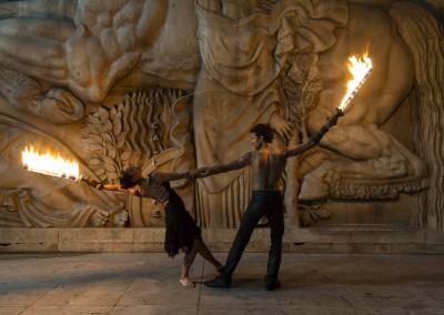 Sri Kanta & Jen Firedance (1)