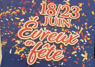 Inauguration Place centrale – Evreux